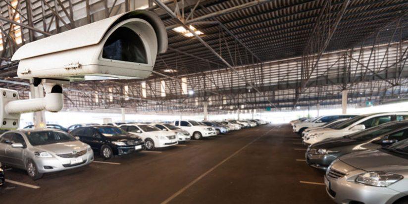 parcheggio civitavecchia 1 824x412 - Видеонаблюдение автостоянки: что за услуга и какие преимущества