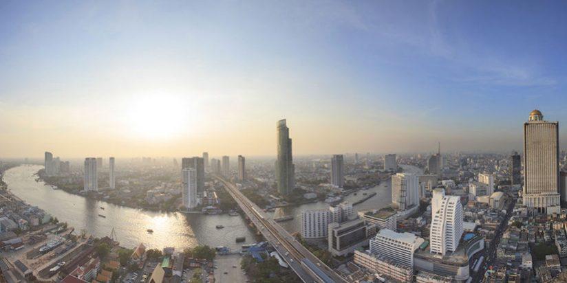 höchstes gebäude bangkok